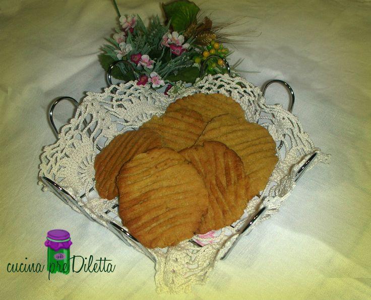 I biscotti al burro di arachidi,sono dei biscotti americani buonissimi (oserei dire strepitosi). Fino ad alcuni anni fa era quasi impossibile trovare il....
