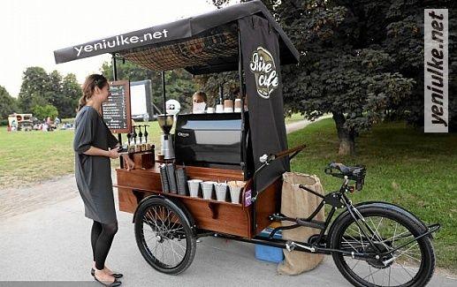 Bikecafe Bisiklet Kafe Yenibir iş alanı! Ne İş Yapabilirim , İş Fikirleri!