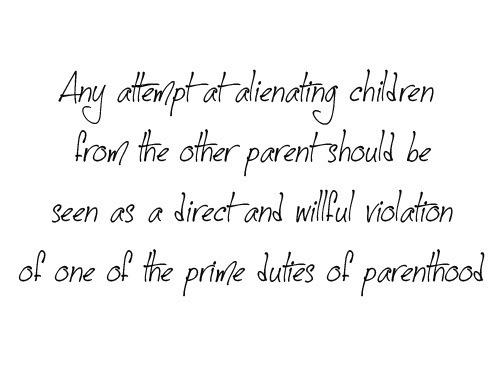 how to find a parent unfit