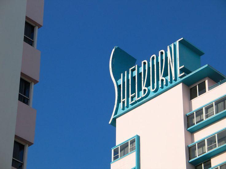 South Beach, Miami, Florida 2004