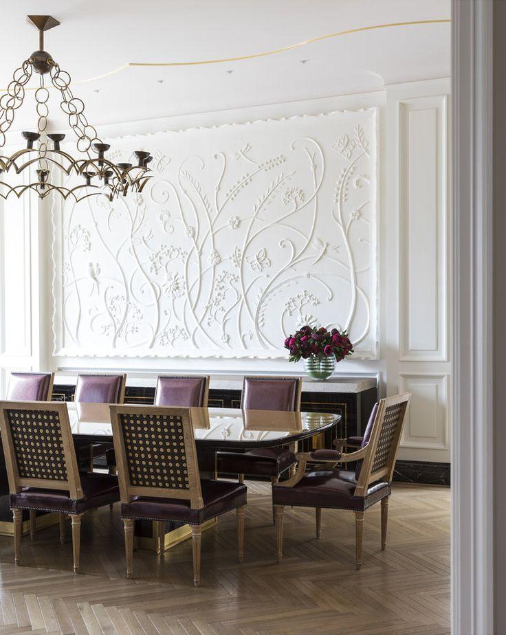 356 besten dining rooms bilder auf pinterest | esszimmer, Esstisch ideennn