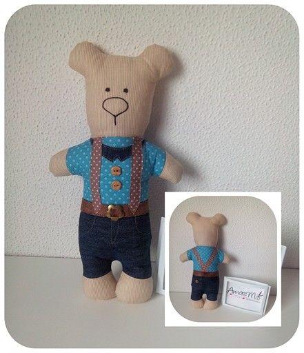 Urso kiko# kiko bear softie