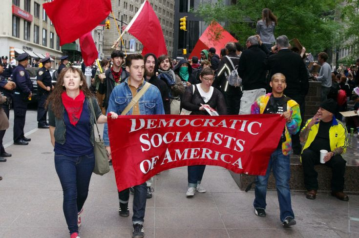 Democratic Socialists of America Win Big for a Small Party