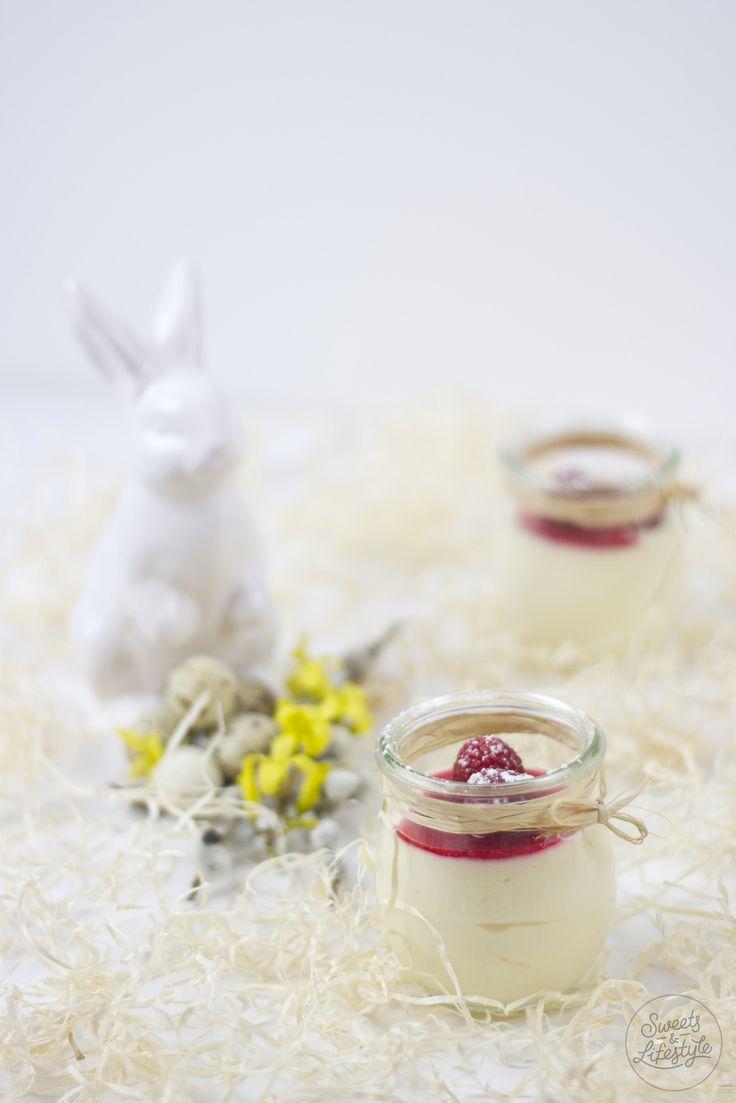 Schnelles Eierlikör Mousse als Osterdessert // egg liqueur mousse as dessert for Easter // Sweets & Lifestyle