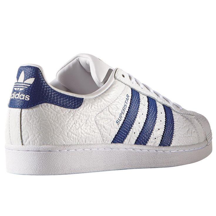 Adidas Superstar Hellblau Weiß