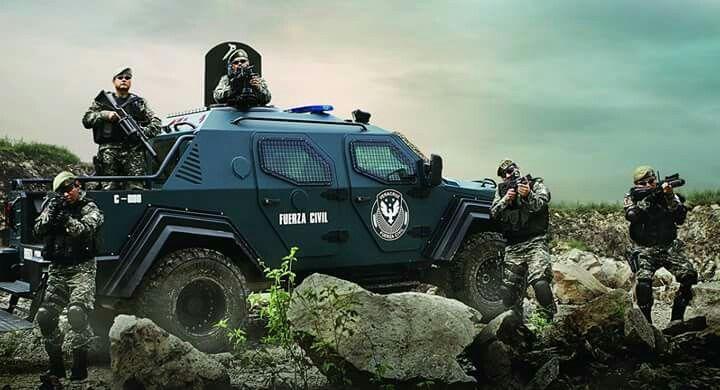 Fuerzas Especiales de Mexico