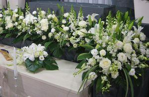 皆様のことをお考えになった式場でのお式|葬儀・葬式・家族葬なら日比谷花壇のお葬式