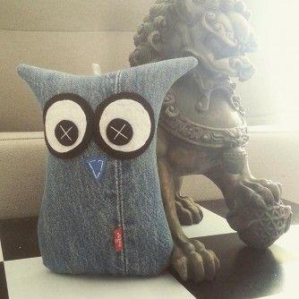 Levi's 20cm Owl from www.separ8.com/shop