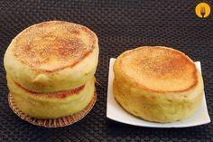 English muffins caseros - cocina casera http://www.cocina-casera.com/2015/01/receta-english-muffins-caseros.html