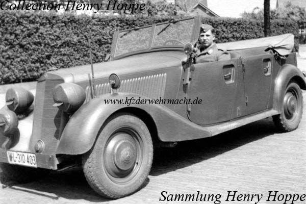 Mercedes 170 V Tourenwagen WL-310403, Hoppe