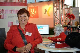 deGUT 2013 - Mitfrau Ilona Weirich