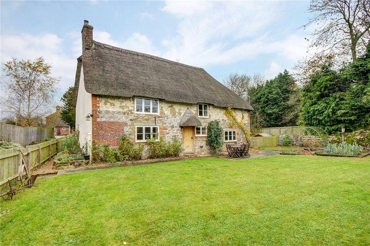 Berwick Bassett Swindon Wiltshire 3 Bedroom Detached House For Sale