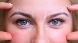 Plucking Your Eyebrows At Home Tutorial, check it out at http://makeuptutorials.com/makeup-tutorial-how-to-shape-your-eyebrows