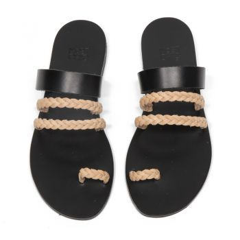''alyssa plait'' one of the most elegance combination, the Most Chic sandals collection