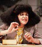Roseanne Roseannadanna...it's always something!  RIP funny lady.