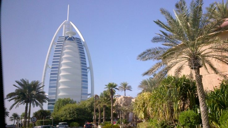 Student recruiting trip to Dubai, UAE
