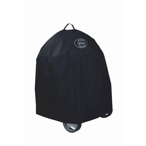 Diese Abdeckhaube schützt den Grill vor Regen und Staub - damit bleibt der Grill gut gepflegt!