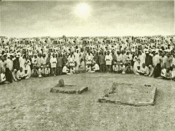 Old Picture of Jannat-ul-Baqi