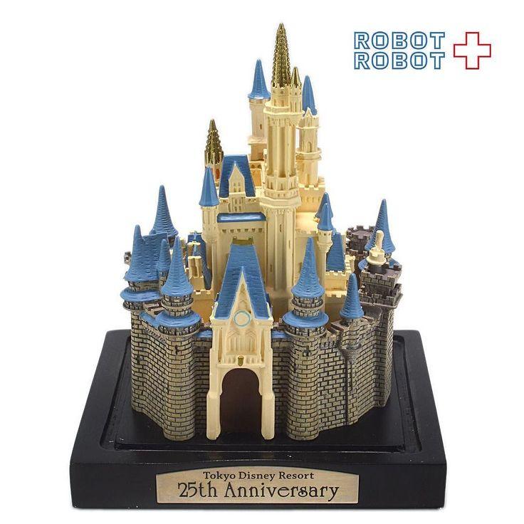 TDL 25周年 シンデレラ城 フィギュアリン TDL 25th Anniversary Cinderella Castle Figurine  #Disney #ディズニー #アメトイ #アメリカントイ #おもちゃ  #おもちゃ買取 #フィギュア買取 #アメトイ買取 #vintagetoys #中野ブロードウェイ #ロボットロボット  #ROBOTROBOT #中野 #ディズニー買取 #スーベニア買取 #WeBuyToys  #TDL #シンデレラ城