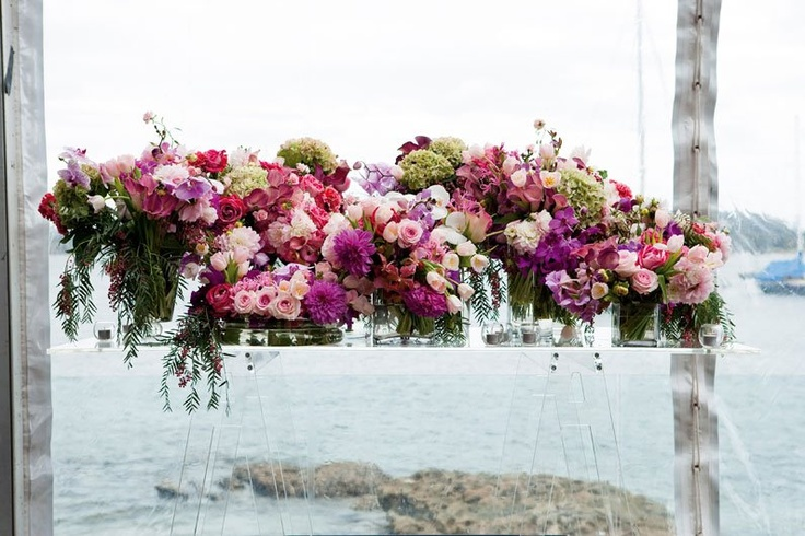 Absolutely stunning - An installation by Saskia Havekes at Grandiflora