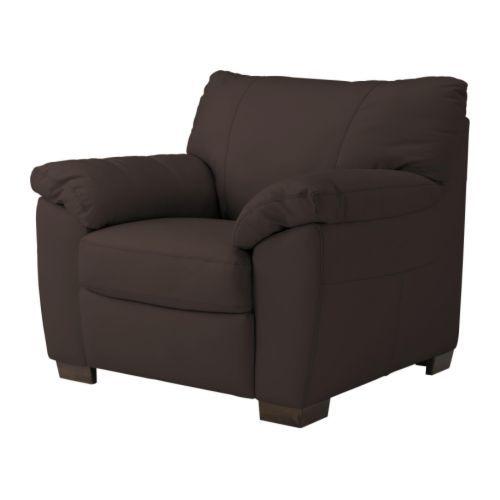 Vreta Chair Mjuk Dark Brown Ikea Ikea Love Ikea