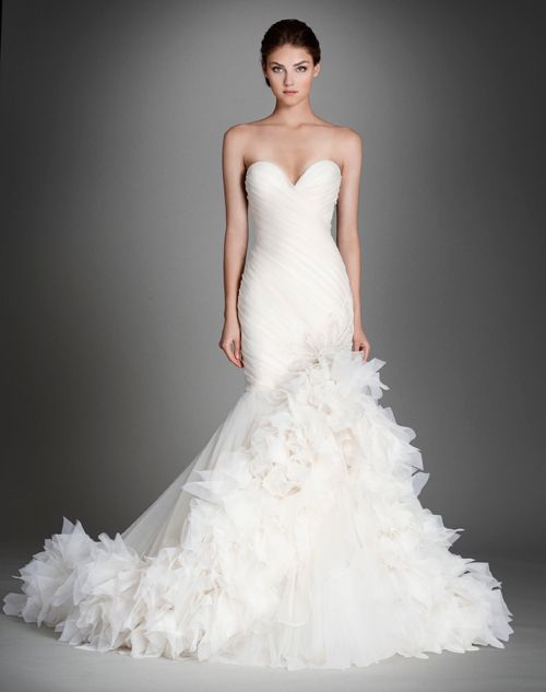 Lazaro Bridal Style 3559