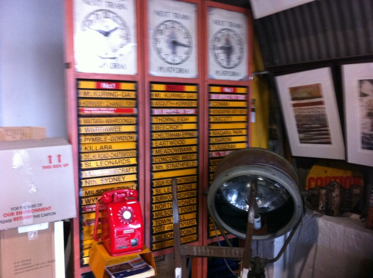 Always wanted a train timetable in my house!