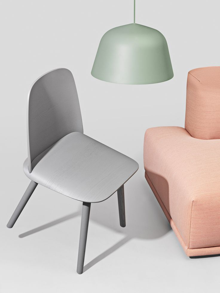 Muuto - Concept. Make a statement in your interior with design pieces in bright colors.