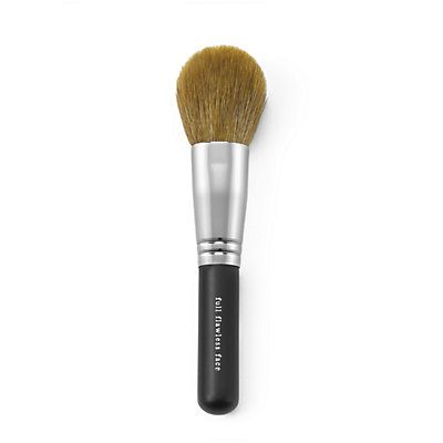 BareMinerals Full Flawless Face Brush - Good powder brush and just the right size. I use the smaller Flawless Face for applying blush and I like that too.
