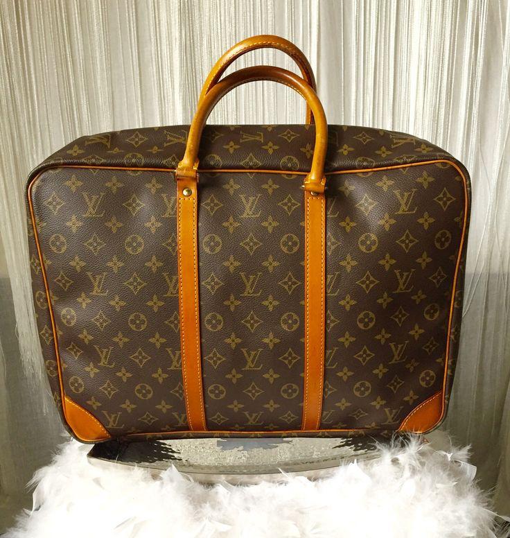 Louis Vuitton Sirius 45 Luggae