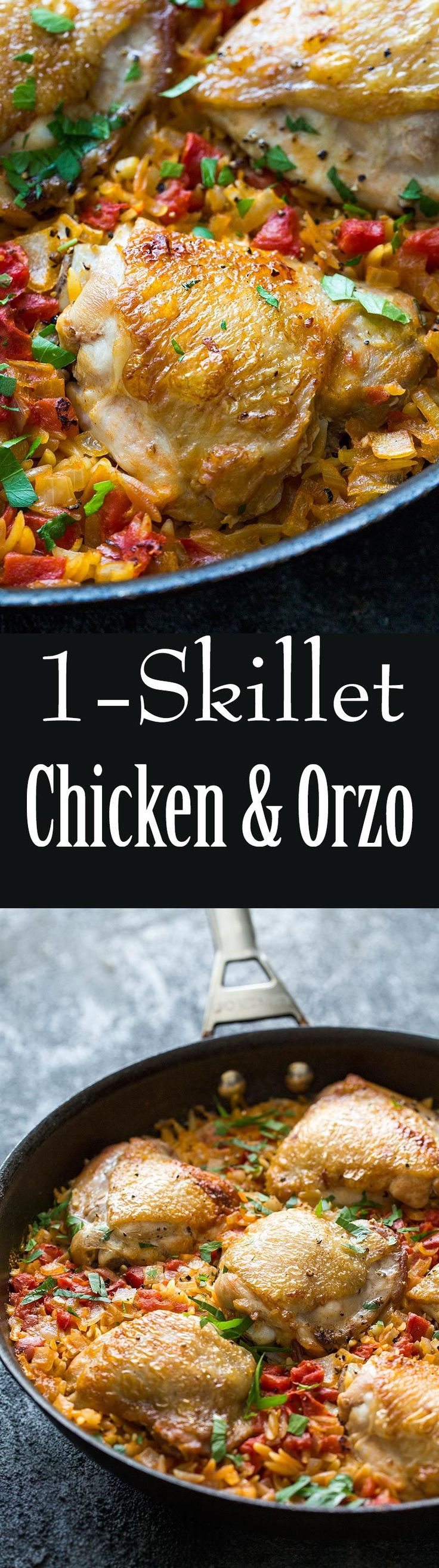 Zo S Kitchen Chicken Orzo 25+ best one pot chicken ideas on pinterest | one pot meals, oven