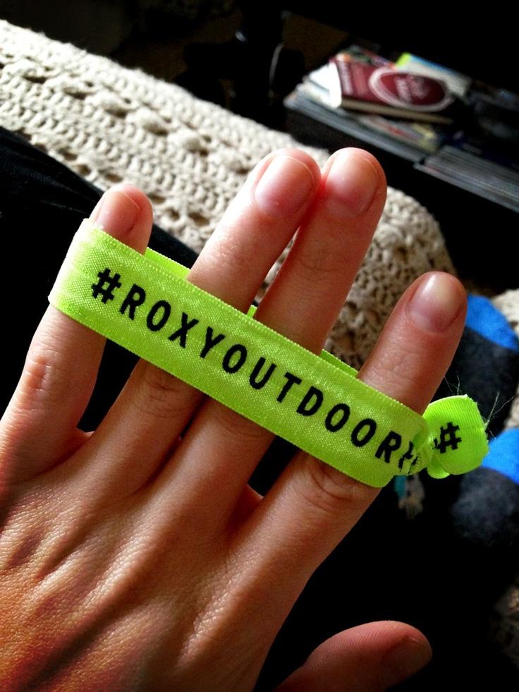 #ROXYOutdoorFitness