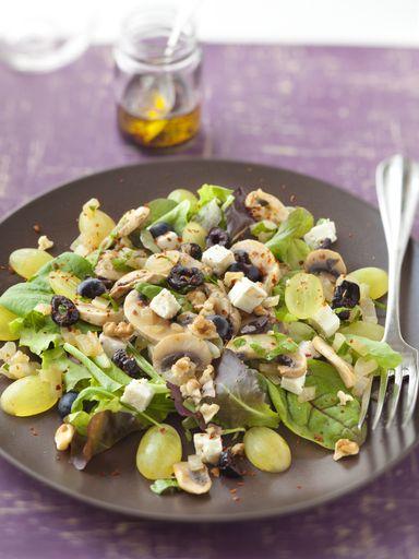 Salade d'automne : Recette de Salade d'automne - Marmiton