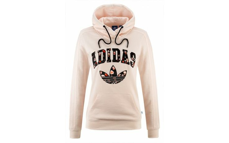 Felpa W. adidas Originals Romantic Collection  Prezzo: €70,00 E' il momento della Romantic Collection, seconda tappa del viaggio nel mondo femminile di adidas Originals in esclusiva da AW LAB.  http://www.aw-lab.com/the-lab/adidas-romantic/