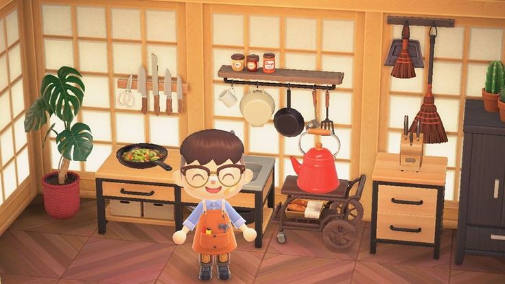 ironwood kitchen in 2020 | Animal crossing, Animals, Diy ... on Ironwood Kitchen Animal Crossing  id=36213
