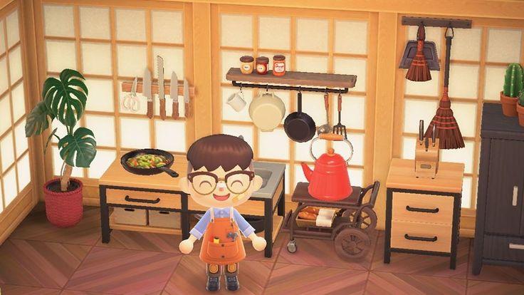 ironwood kitchen in 2020 | Animal crossing, Animals, Diy ... on Animal Crossing Ironwood Kitchen  id=43366