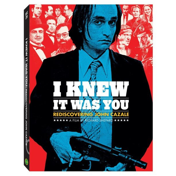 I Knew It Was YouActor Struck, Al Pacino, Knew, Amazing Actor, Documentaries Film, John Cazal, Cazal 2009, Cinema Utopia, Rediscover John
