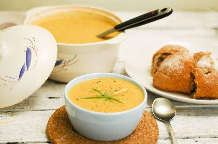 wikiHow to Make Vegan Chowder -- via wikiHow.com