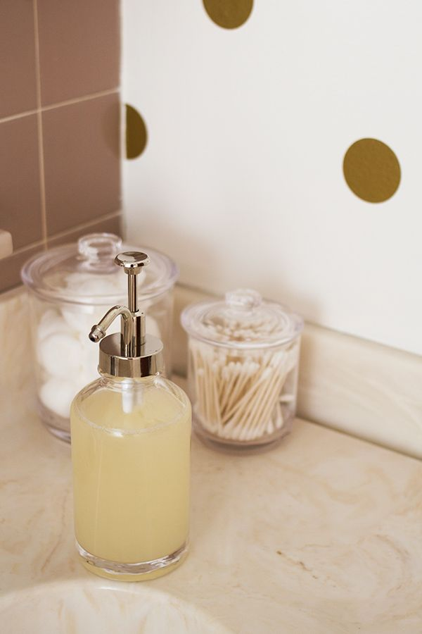 DIY All-Natural Liquid Hand Soap | Sarah Hearts