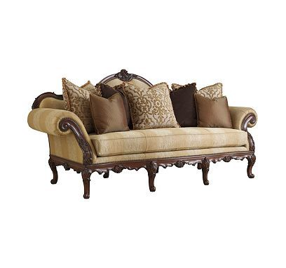 Florence Sofa from the Henredon Upholstery collection by