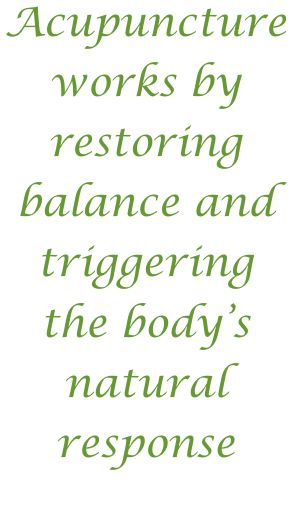 Quotes About Acupuncture