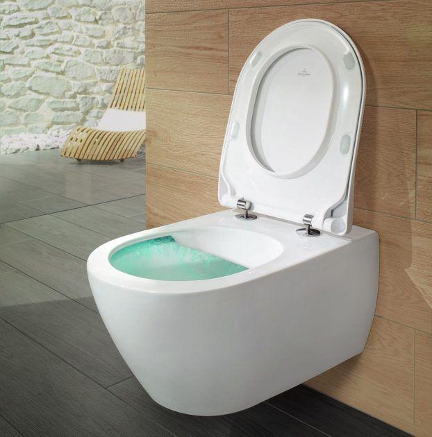 Villeroy & Boch - Badezimmer NEWS - Spülrandloses WC