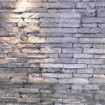 placa laja apilada revestimiento simil piedra poliuretano