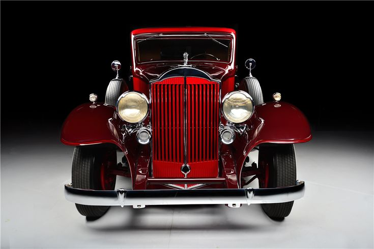 1933 PACKARD EIGHT RUMBLE-SEAT COUPE - 188943