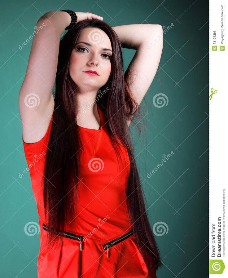 gratis mujer cabello rojo en Jaén