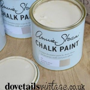 Country Grey Chalk Paint™ by Annie Sloan | Dovetails Vintage