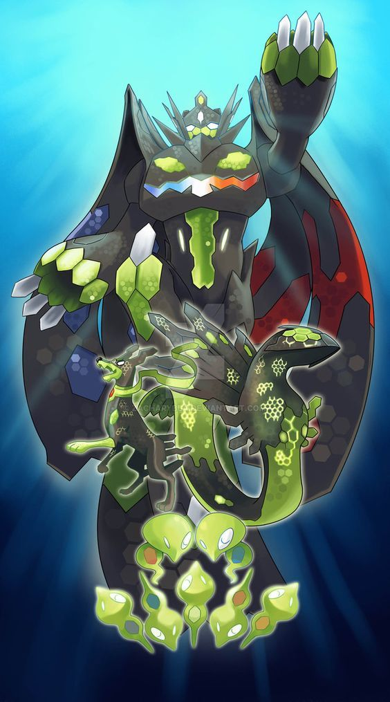 Zygarde-Pokemon