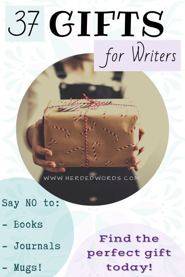 37 Gifts For Writers That They Actually Want Herded Words Writer Gifts Novel Writing Inspiration Writing Gifts