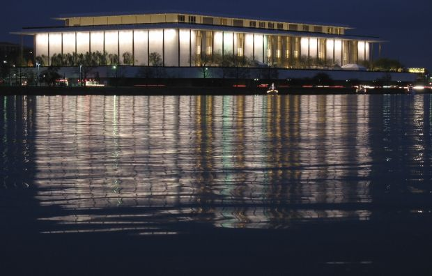 John F. Kennedy Center for the Performing Arts | washington.org free concerts everyday at 6pm