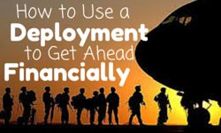 How to use a Deployment or TDY to get Financially Ahead | Military Family | Money Management | Budget Loving Military Wife